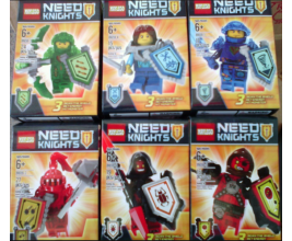 Конструктор MAYLEGO серия Neeo Knights 81659